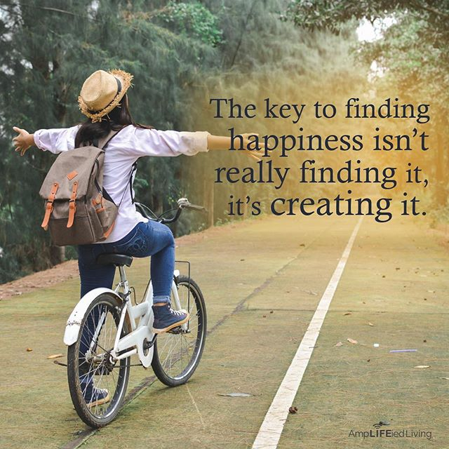 What can you do today to create a little joy?