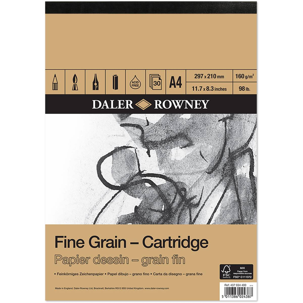 Fine Grain Cartidge Pads