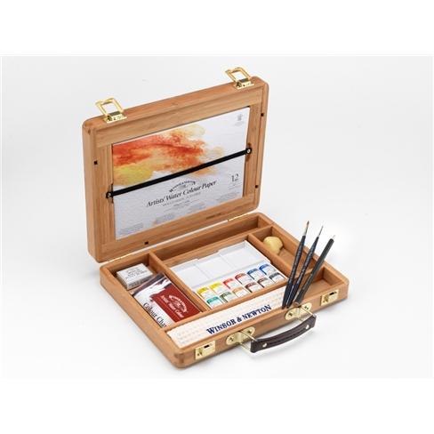 Profession Half Pan Bamboo Box Set