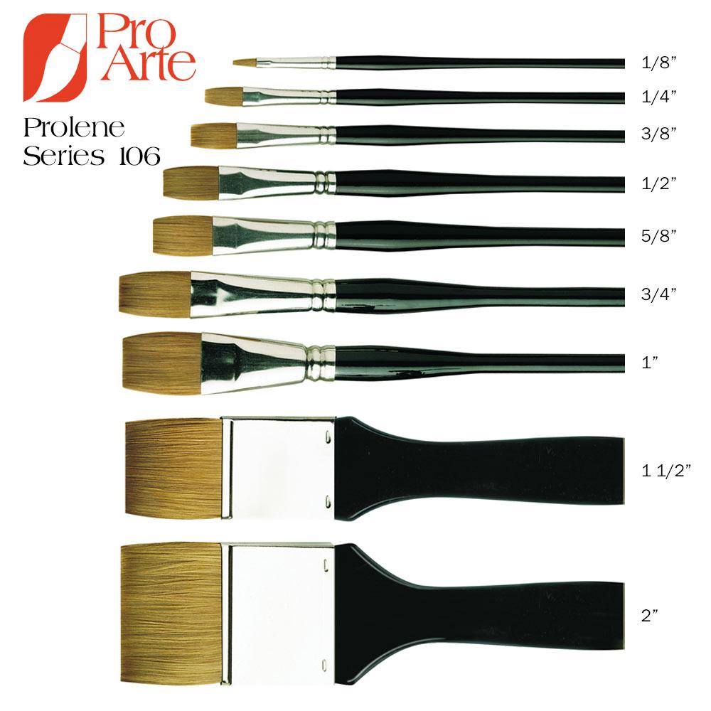 Pro Arte Prolene Flat