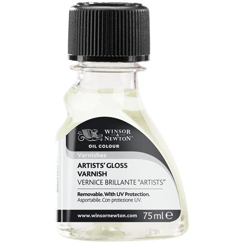 Artists Gloss Varnish