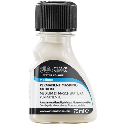 Permanent Masking Fluid