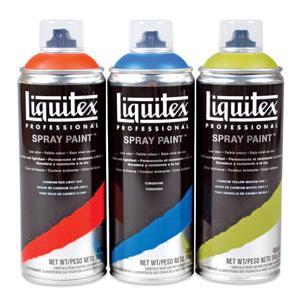 Liquitex Spray Paint