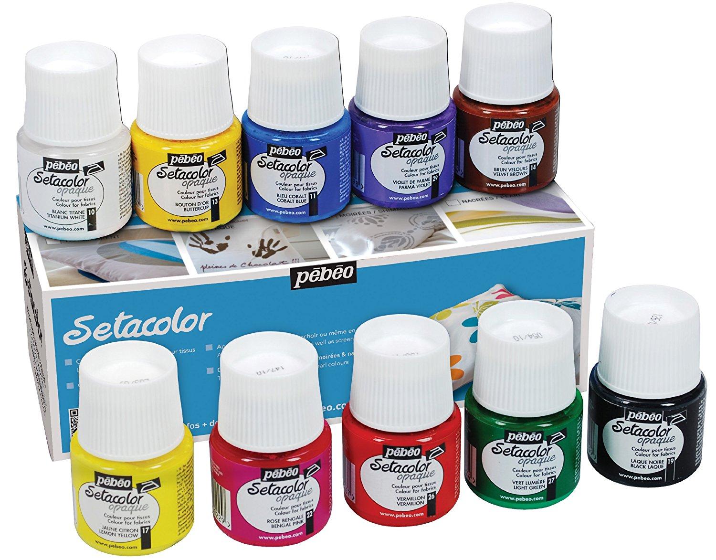 Pebeo Setacolour Fabric Paint
