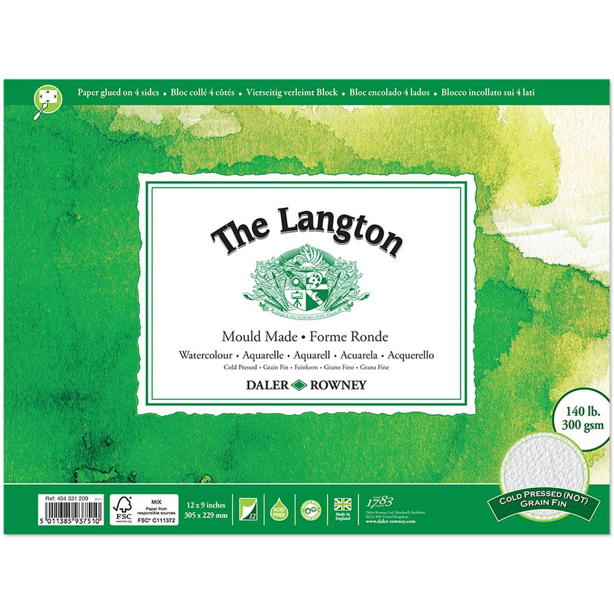 Langton Cold Pressed