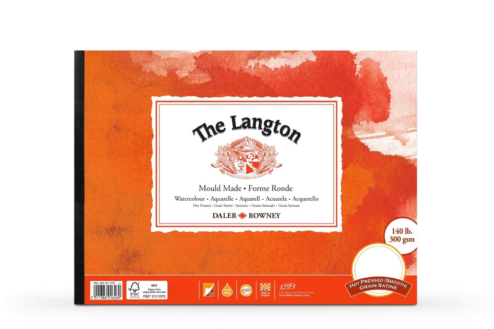 Langton Hot Pressed