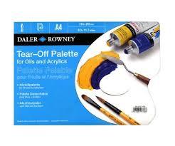 Tear Off Palette