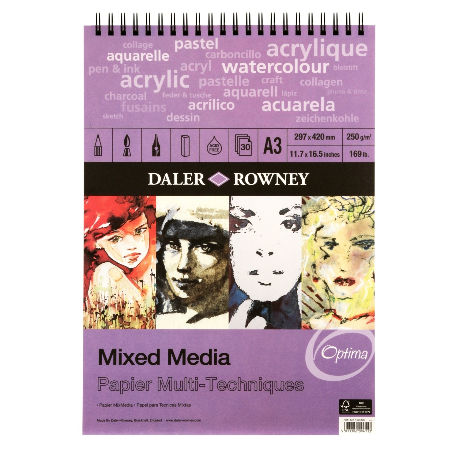 Mixed Media Pads