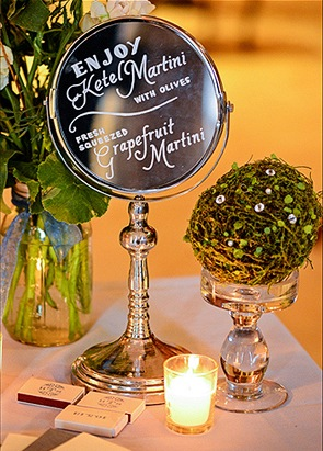 by Jennifer Dahl Domaracki for The Finishing Touch Events | Photo by Jeff Tisman Photography