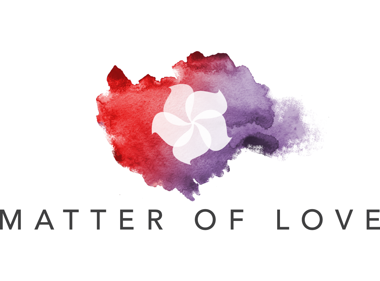 Matter of Love logo, by DahlHouse Design