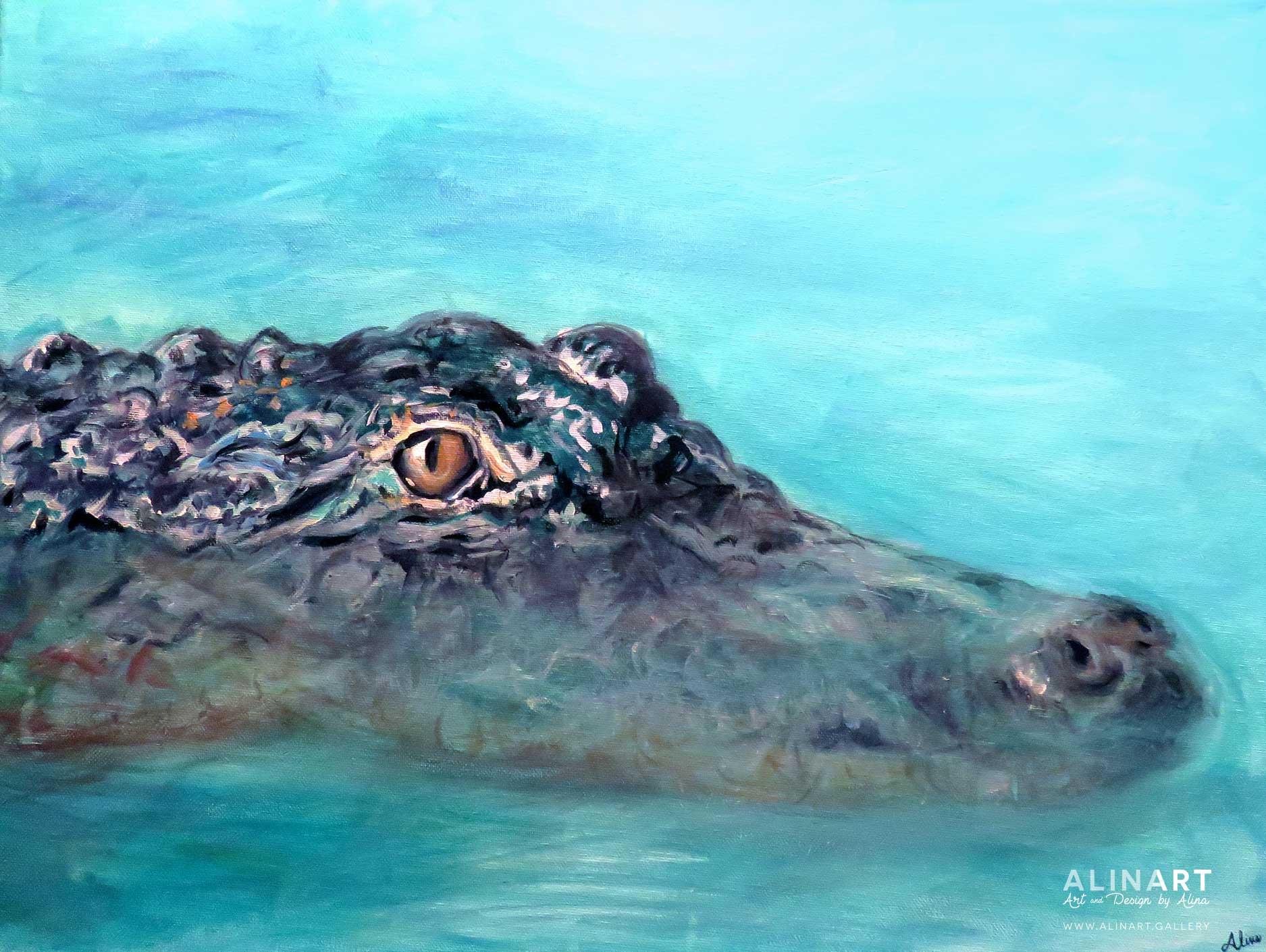 Placid Paradox , 2015, Acrylic on canvas