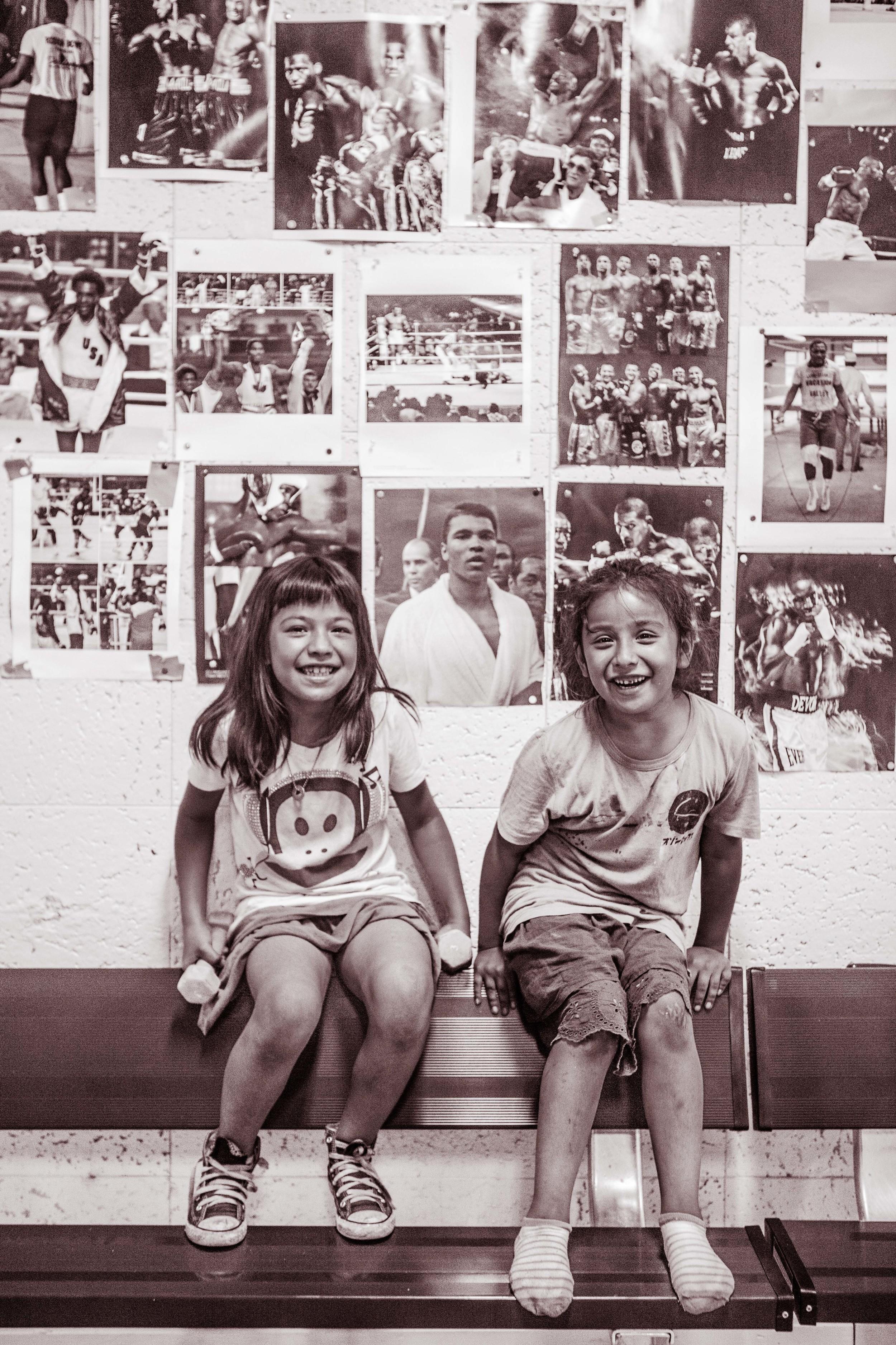 Diana and Ashley