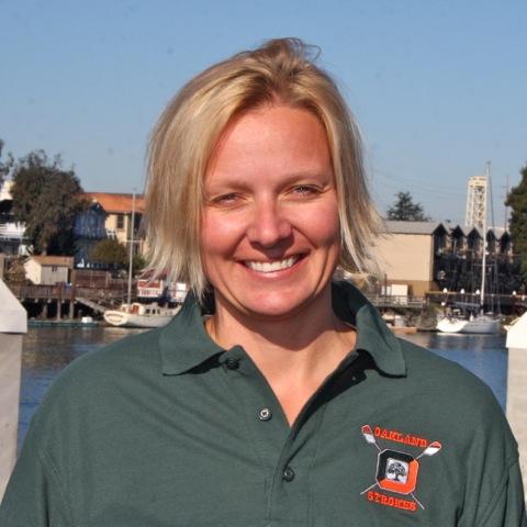 Allison Ray   Director of Women's Rowing