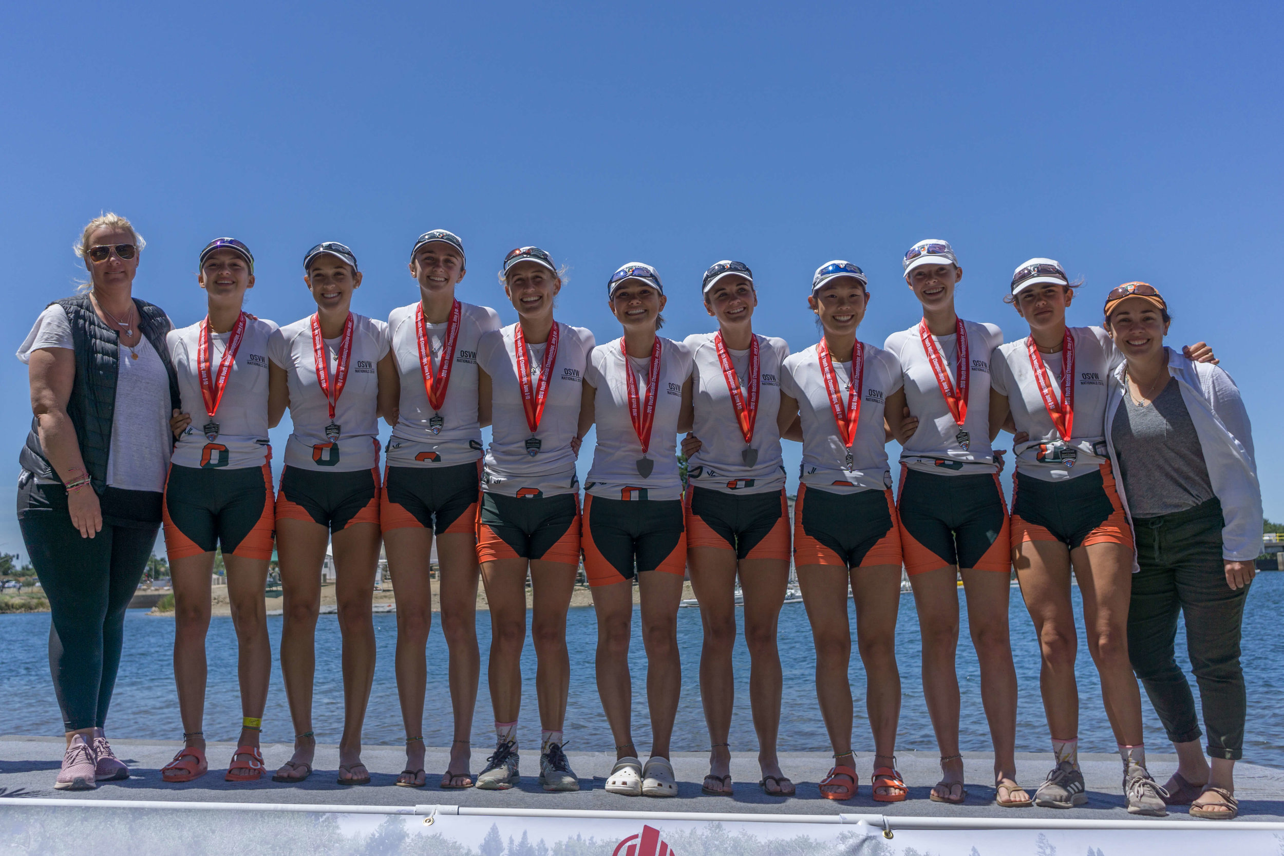 Oakland Strokes Varsity Women Ltwt 8+ 2018 US Nationals Silver  (1).jpg