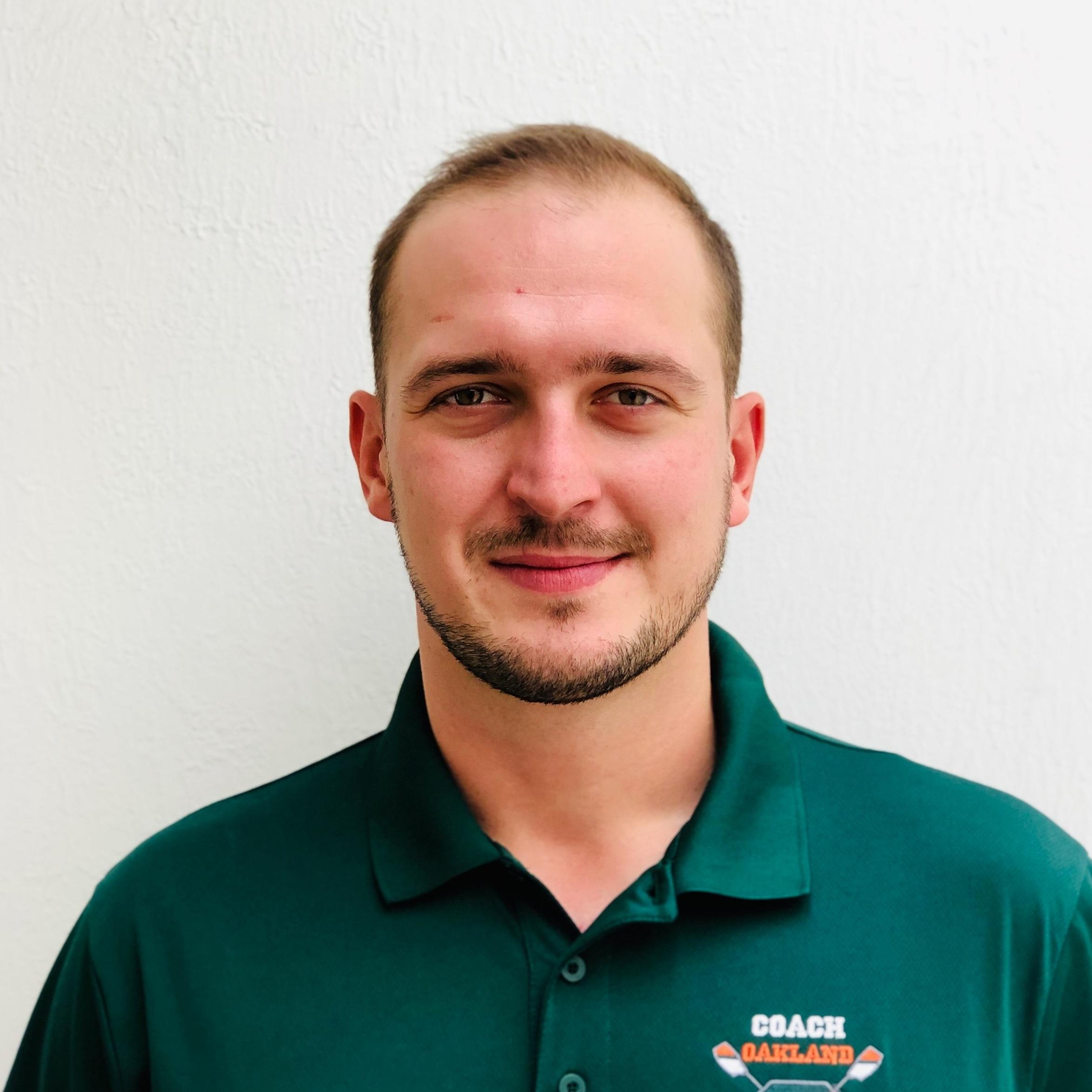 Jovan Jovanovic   Associate Head Men's Coach