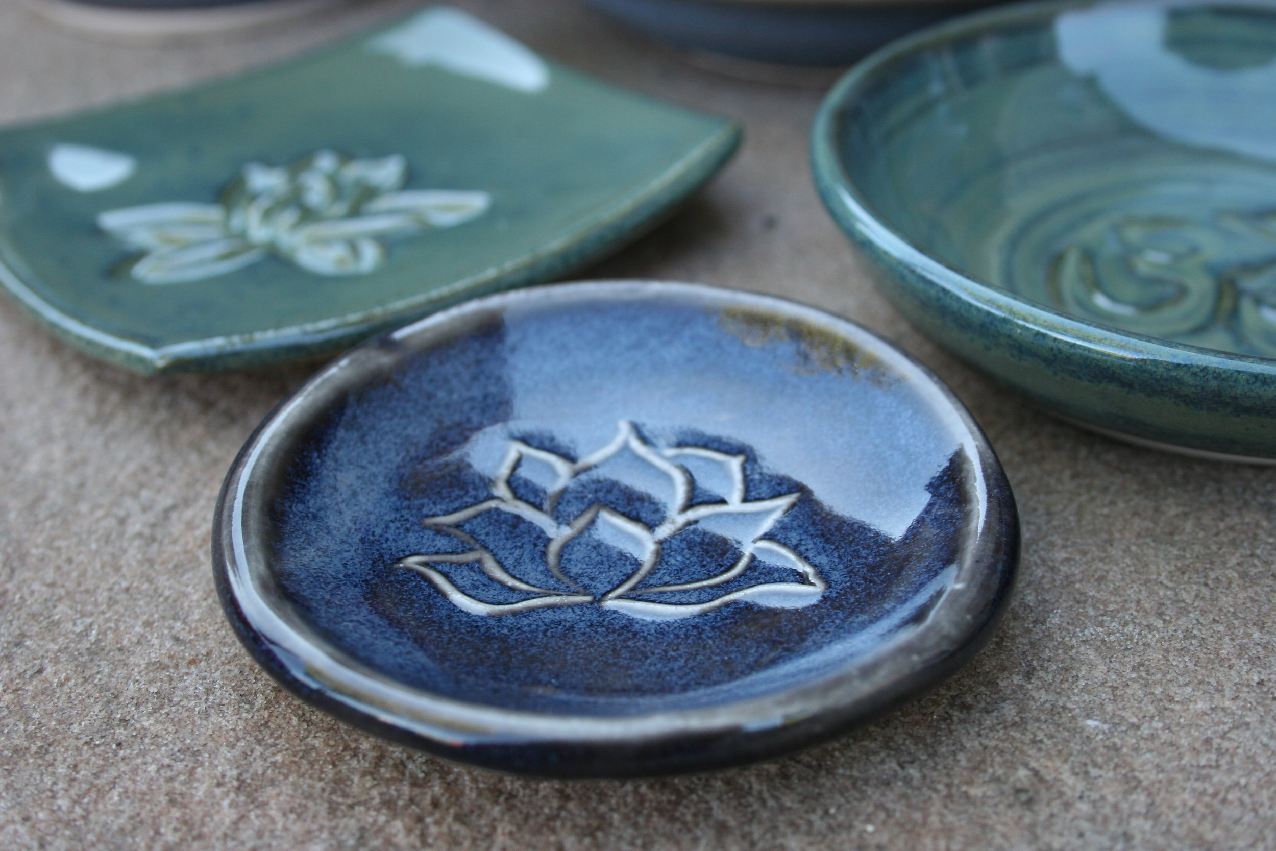 Melissa Beckwith pottery