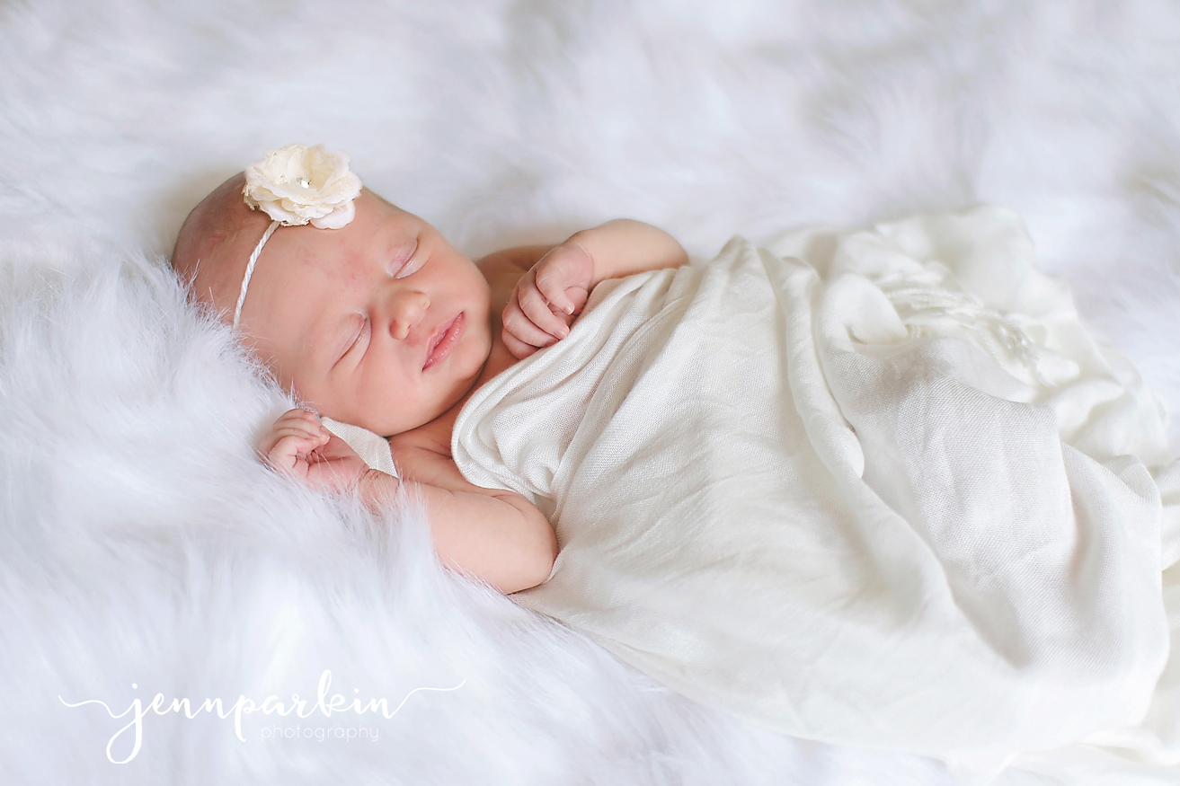 Powell River Newborn Photographer