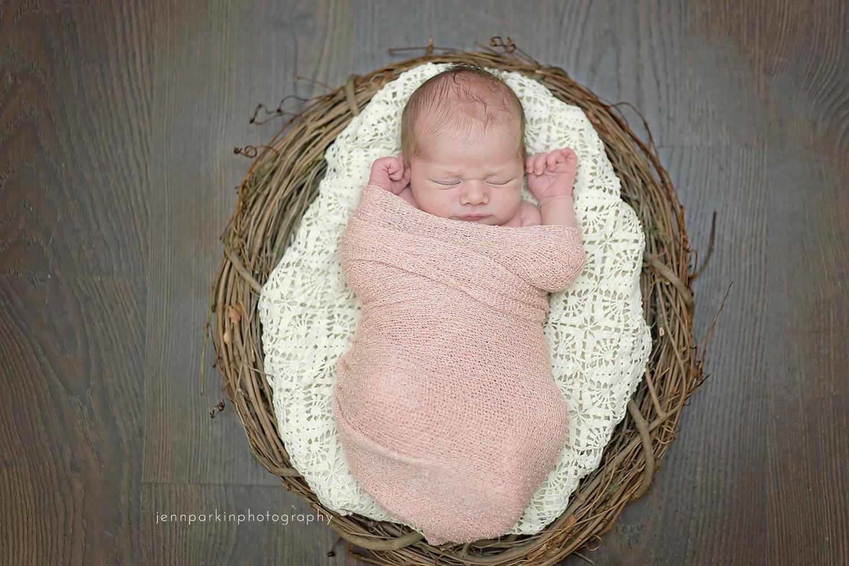 Powell River Newborn Photographer