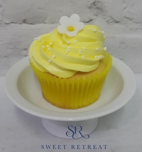18. Lemon with Lemon Flavoured Buttercream