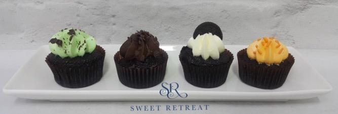 Mini Cupcakes - Chocolate Selection