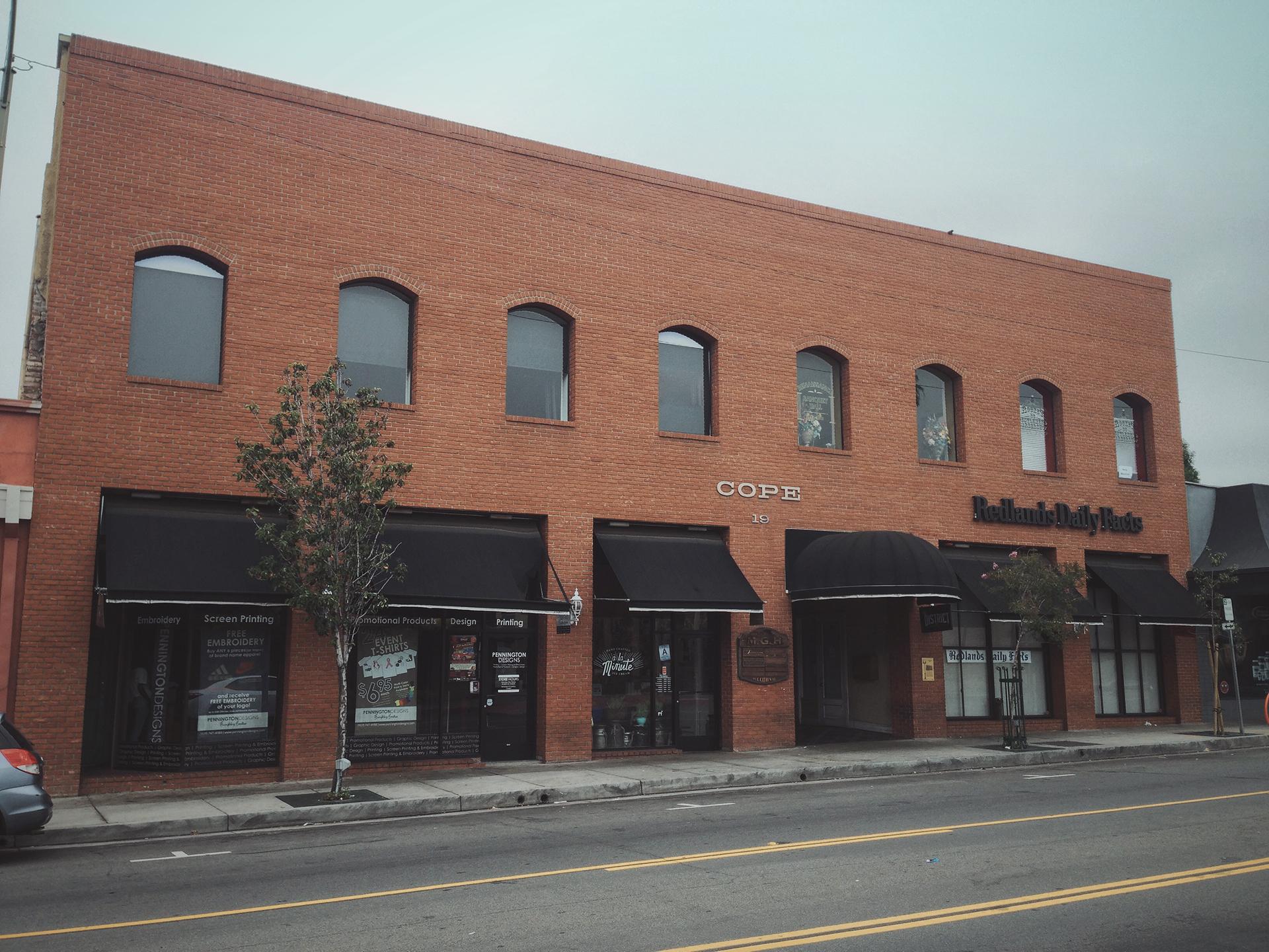 Location - 19 E Citrus Avenue, Suite 206Redlands, CA, 92373