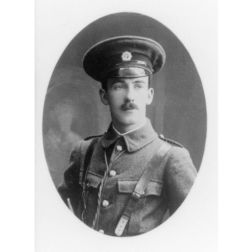 Ned Daly, Kathleen's brother