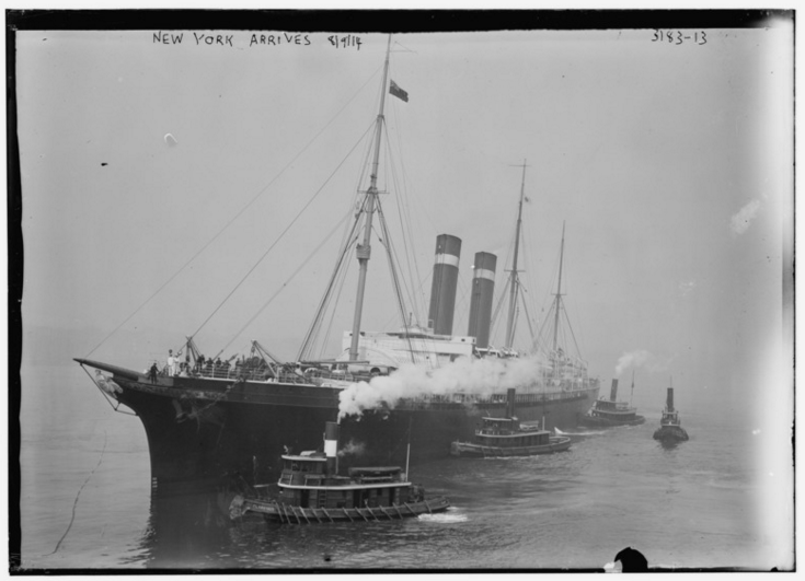 The SS New York