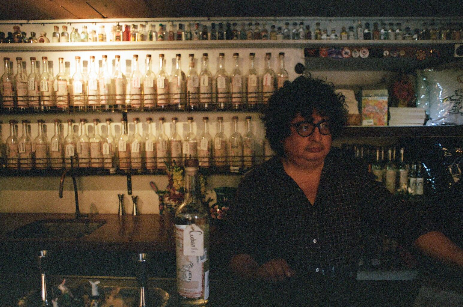 Ulises Torrentera of InSitu Mezcaleria