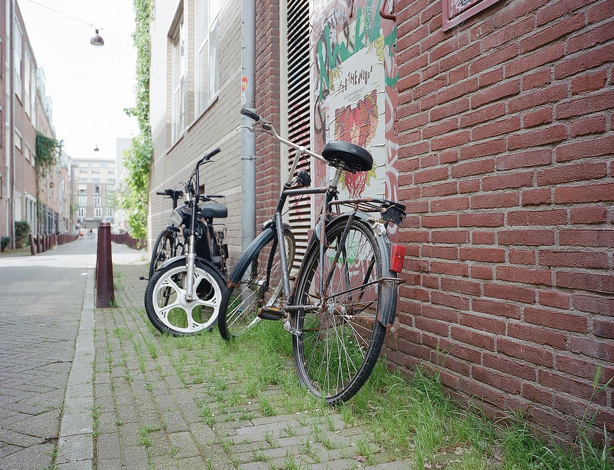 Abandon Bikes