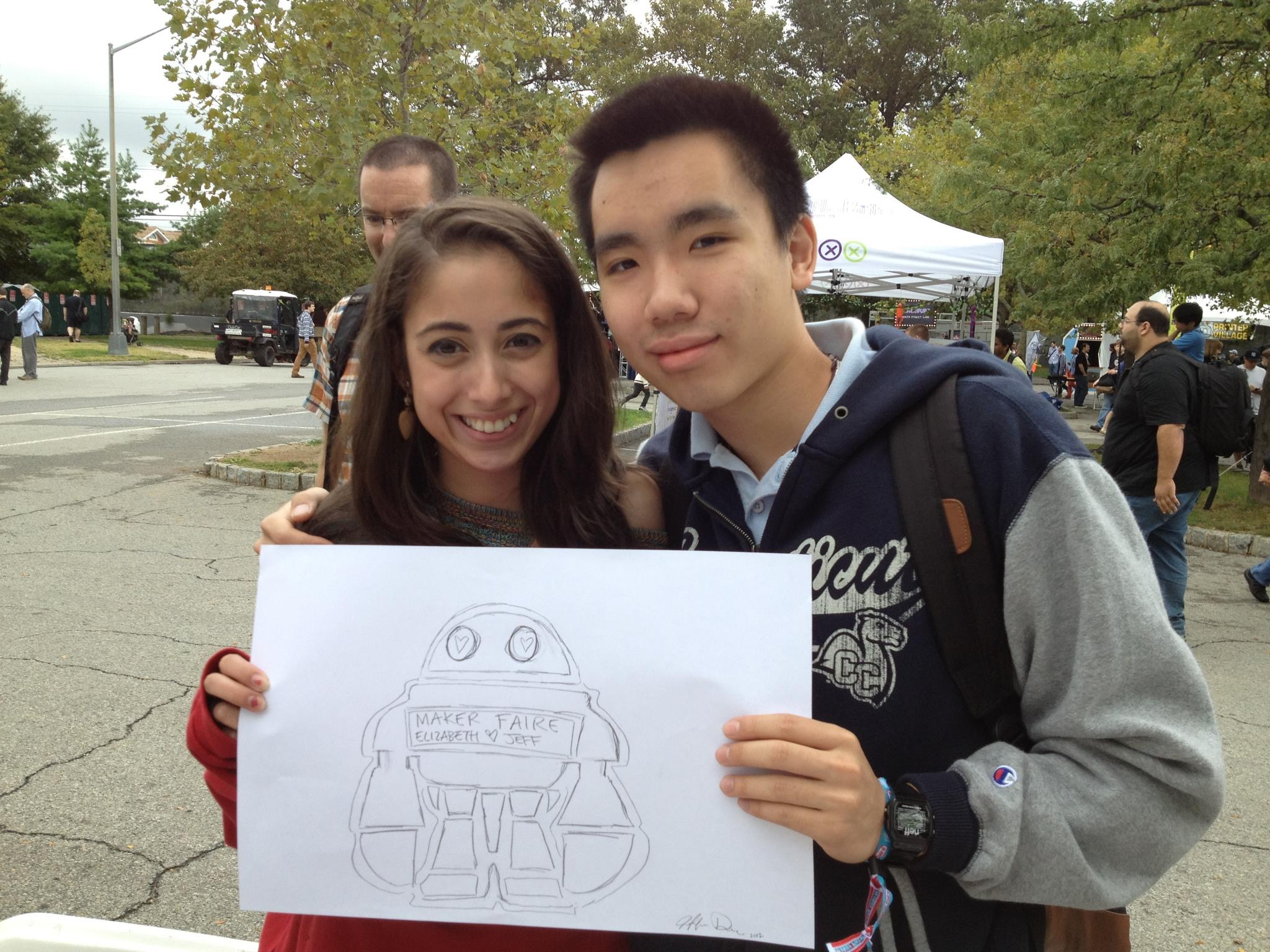 maker faire drawing activity.JPG