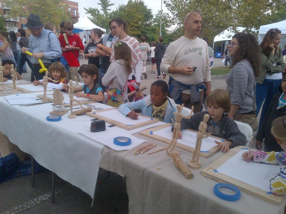 maker faire drawing booth.JPG