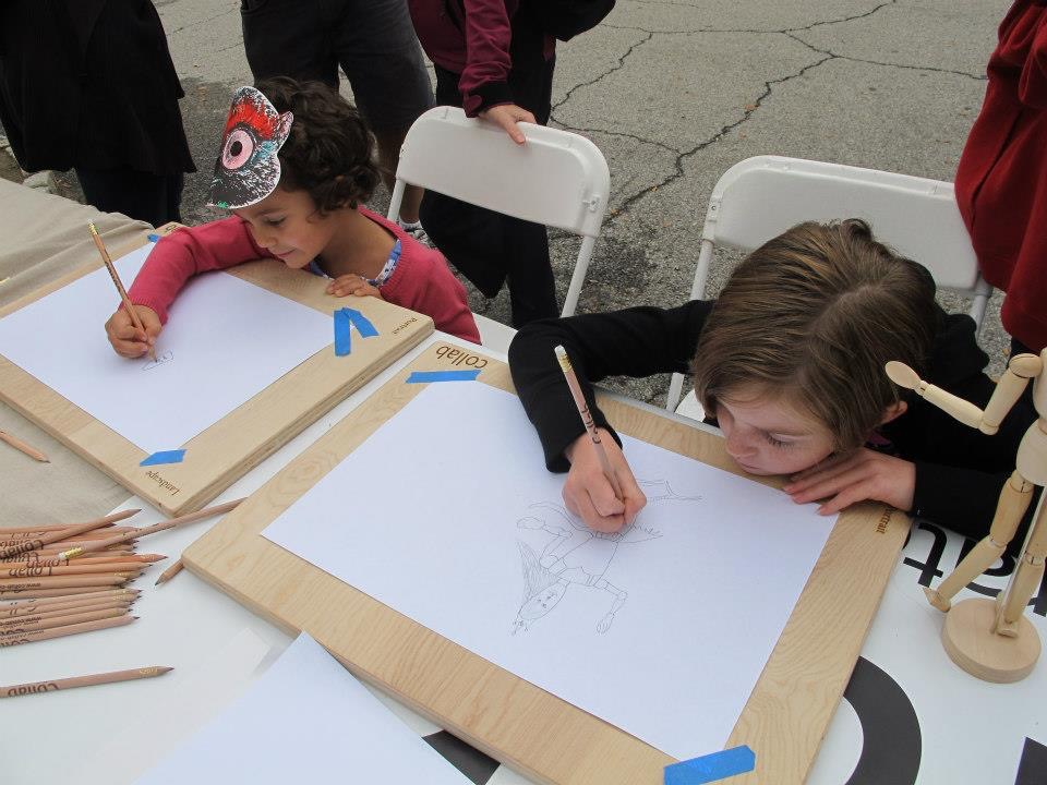 maker faire drawing is thinking.JPG