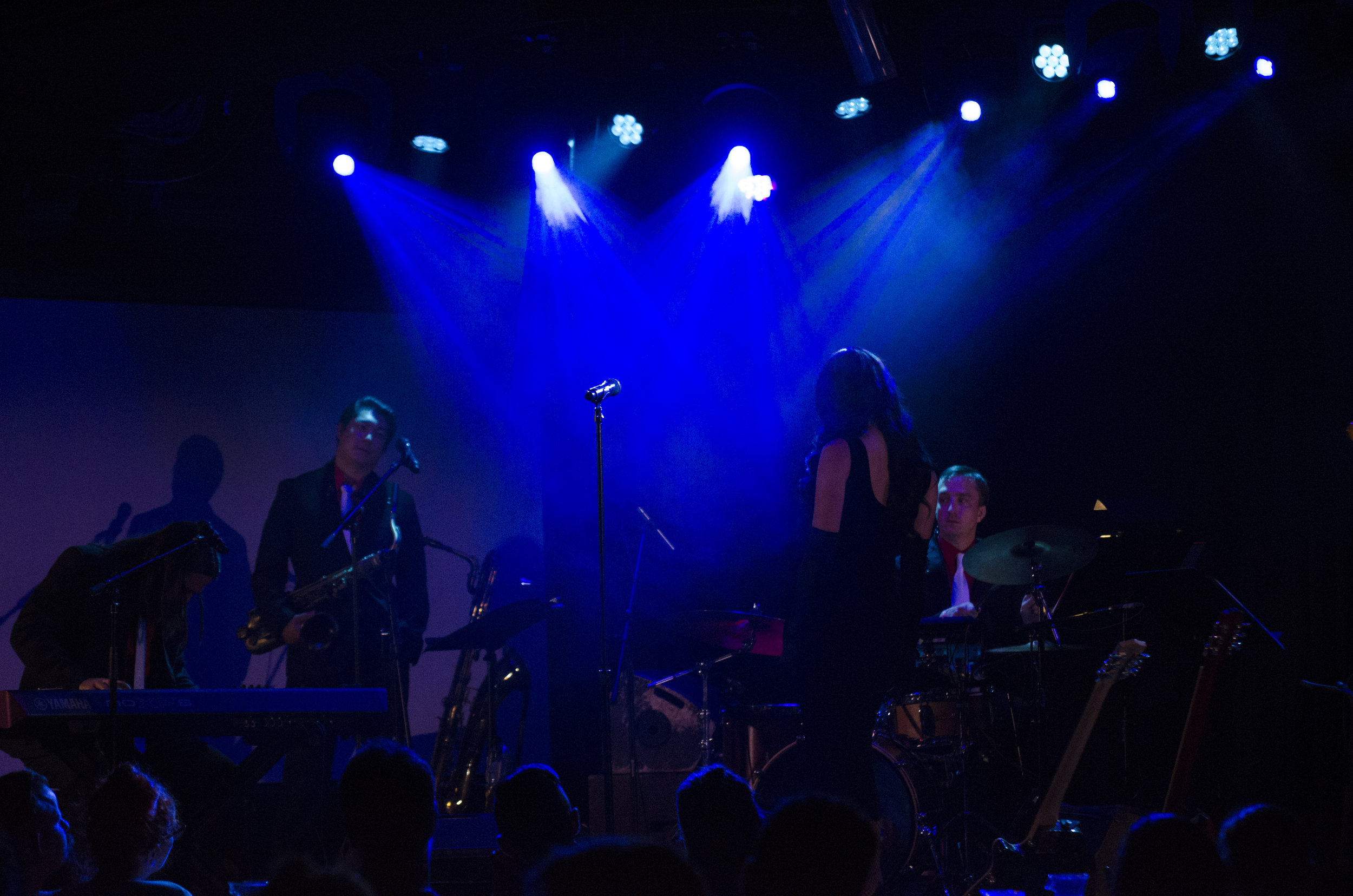 Live at (Le) Poisson Rouge NYC