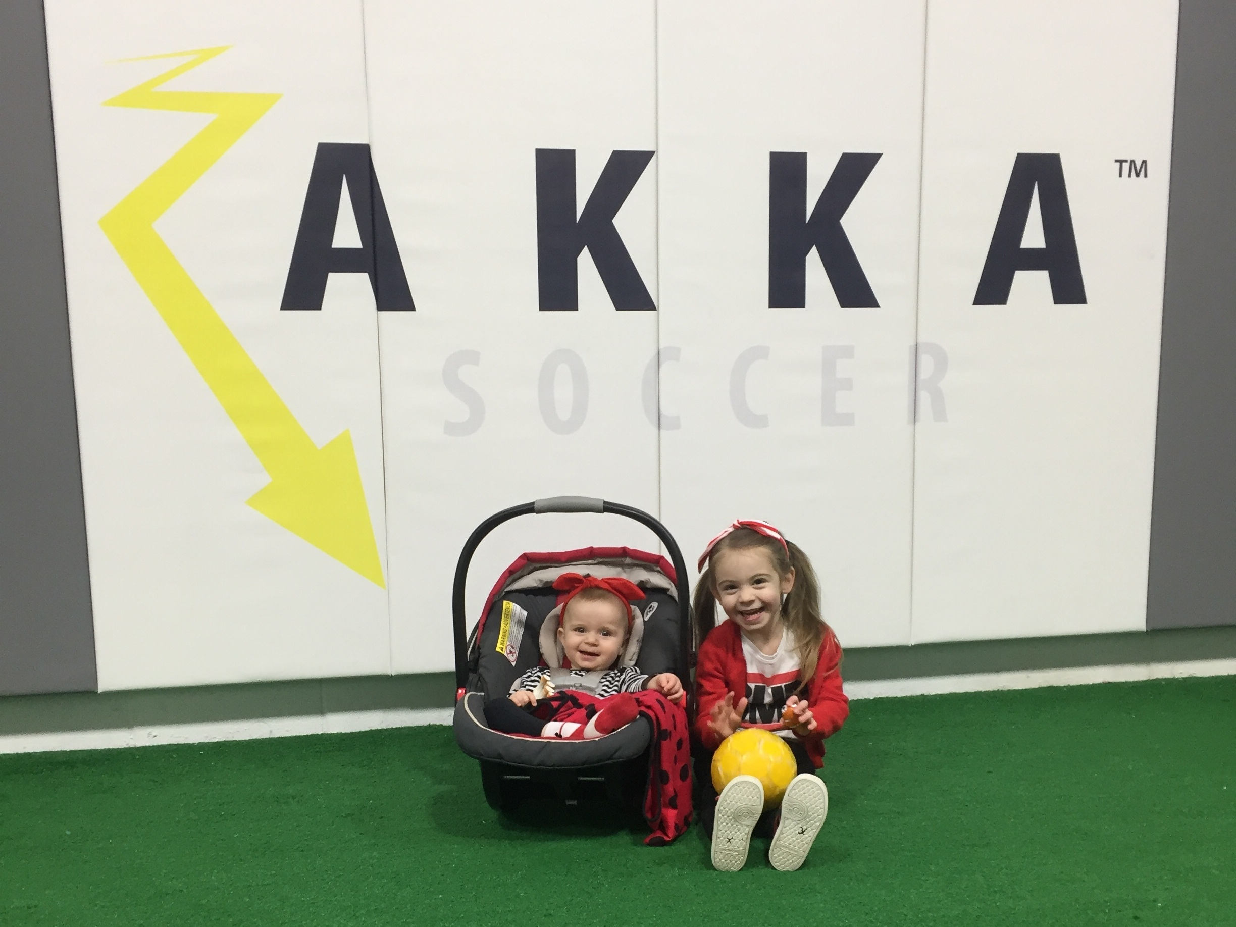 AKKA P.A.L.S - Playing And Loving Soccer For 3-6 year olds
