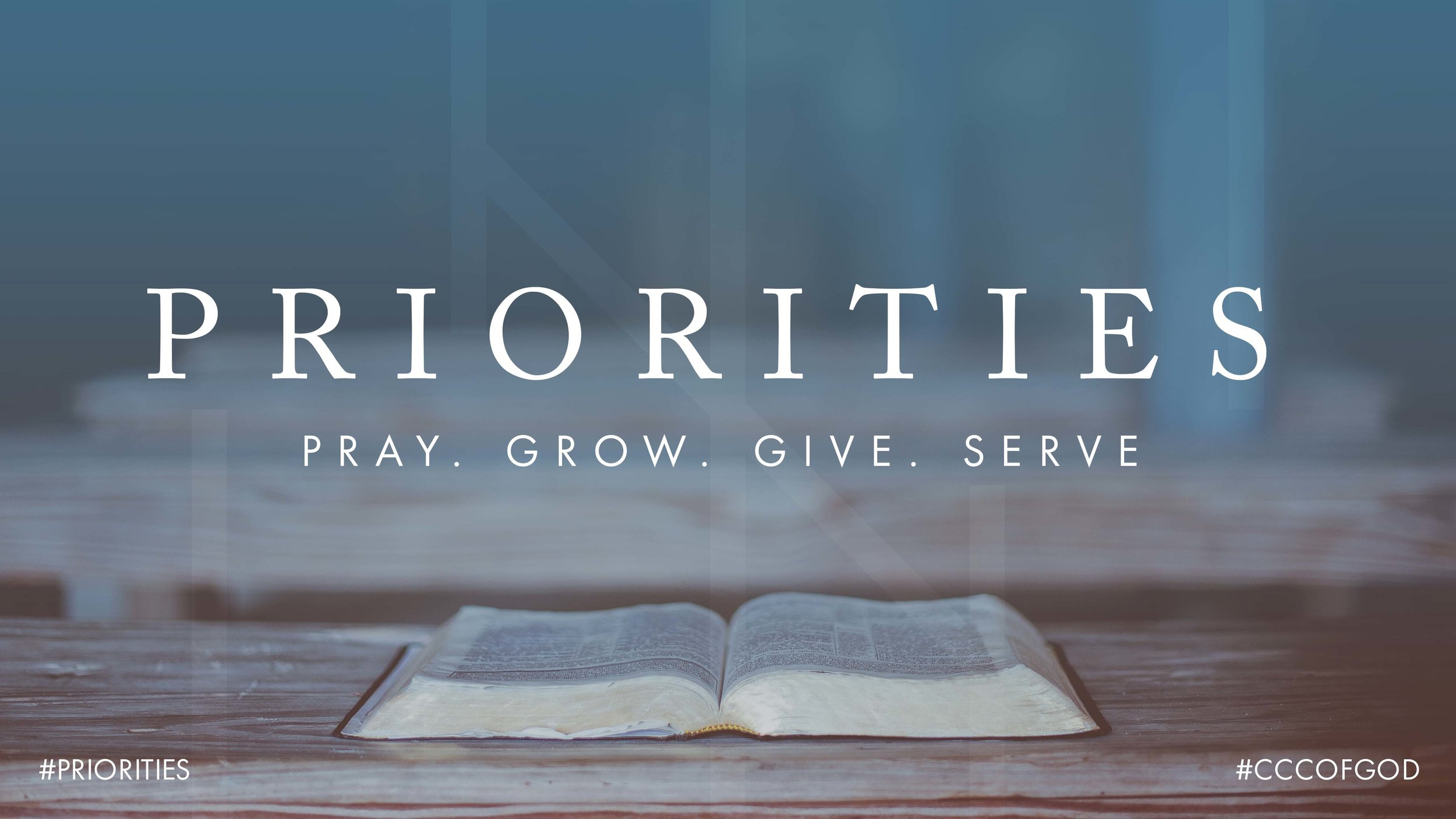 January Series    02/03/19 - SERVE    01/27/19 - GIVE    01/13/19 - GROW    01/06/19 - PRAY