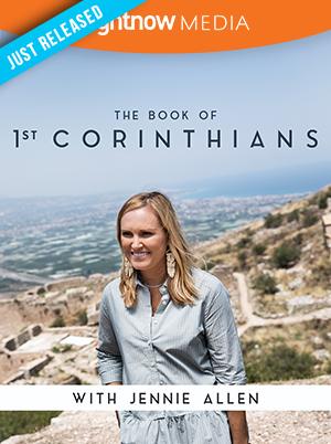 1st Corinthians; Jennie Allen