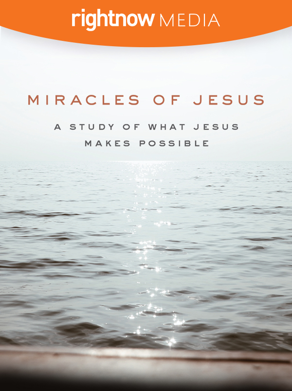 Miracles of Jesus; Jennie Allen