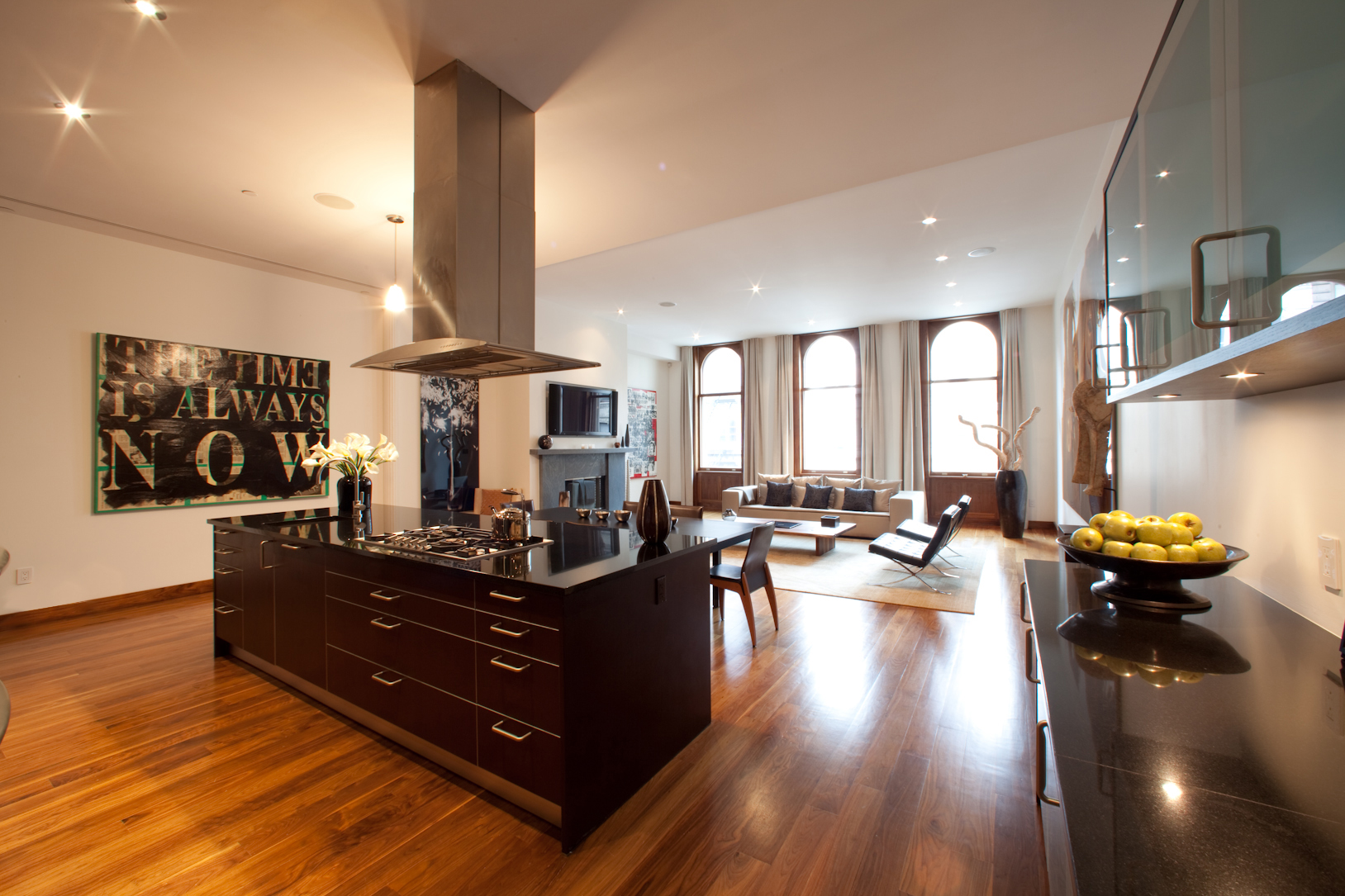 22 Mercer, Soho, Island Counter Top