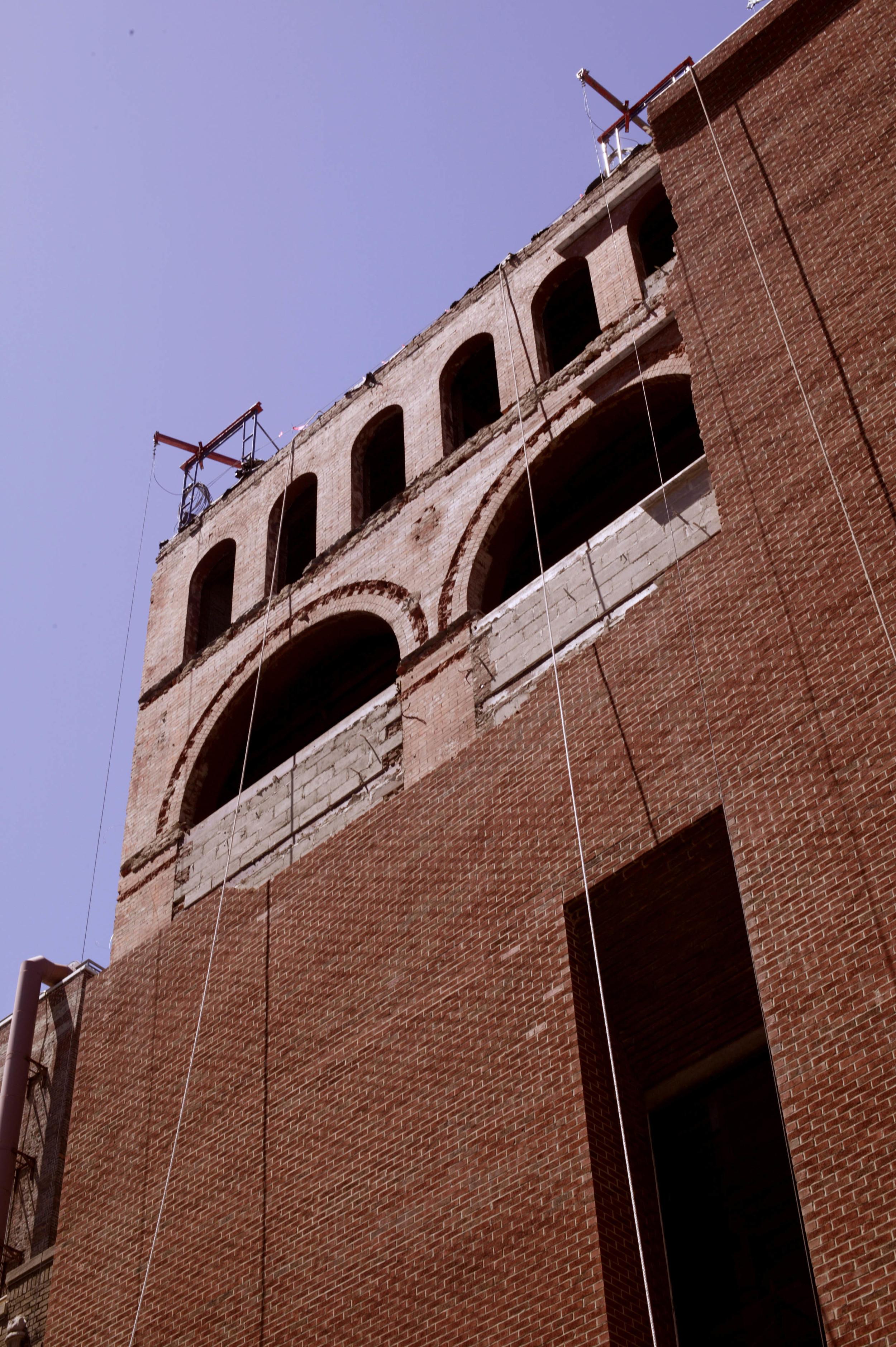 171 MacDougal, Restoration