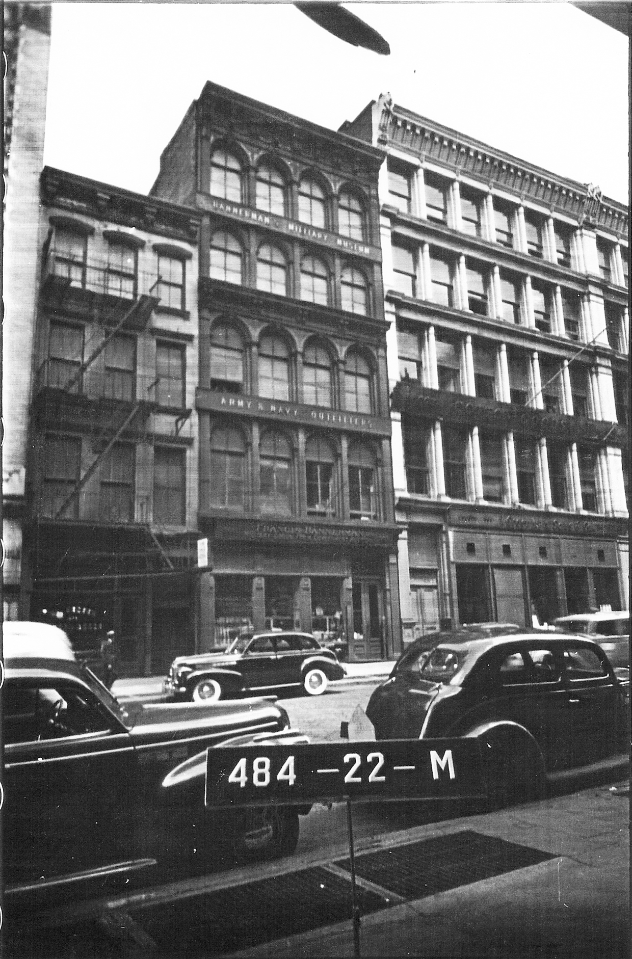 501 Broadway in 1939