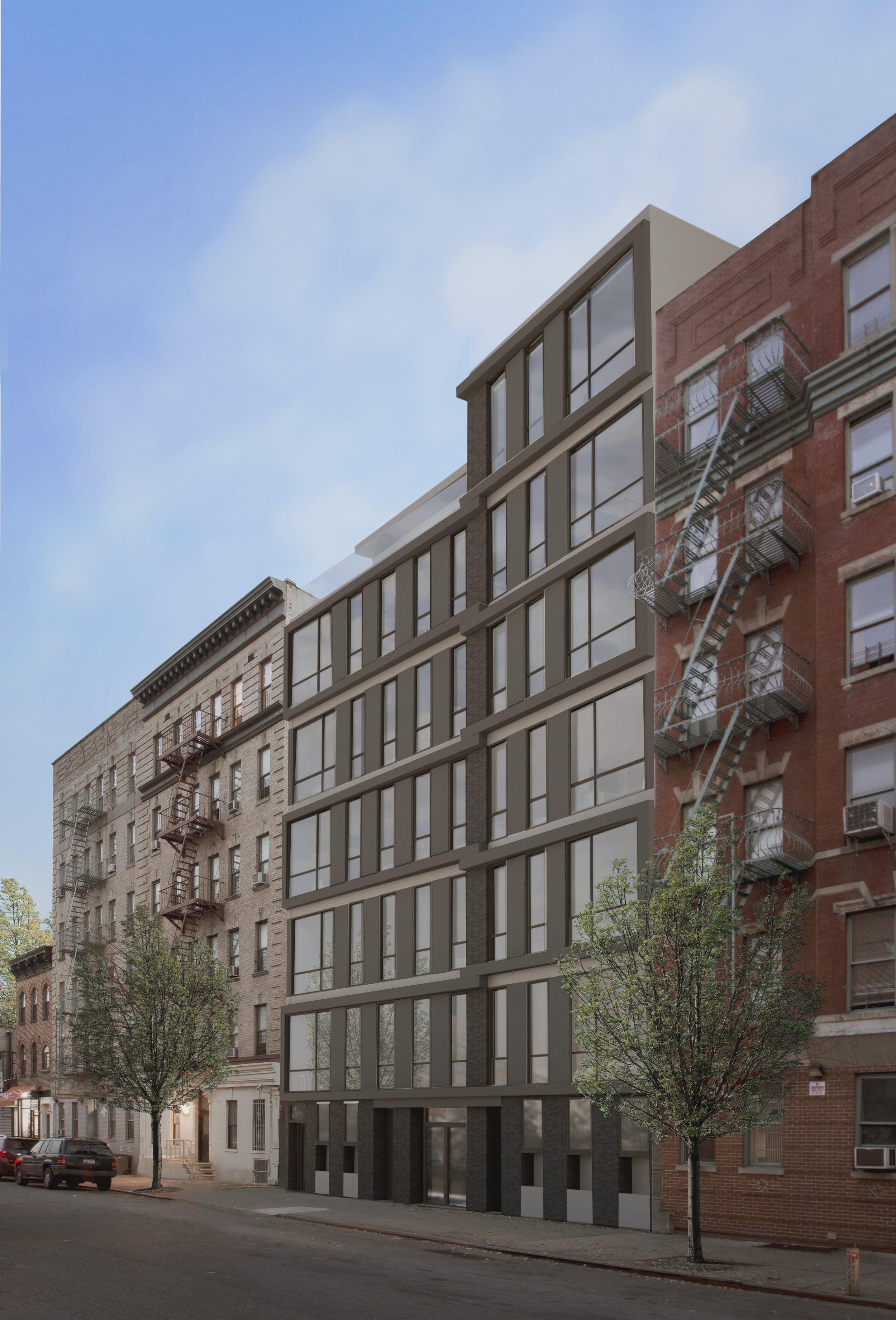 336 East 112th Street_TRA Studio_Architecture_Design_Harlem_NYC
