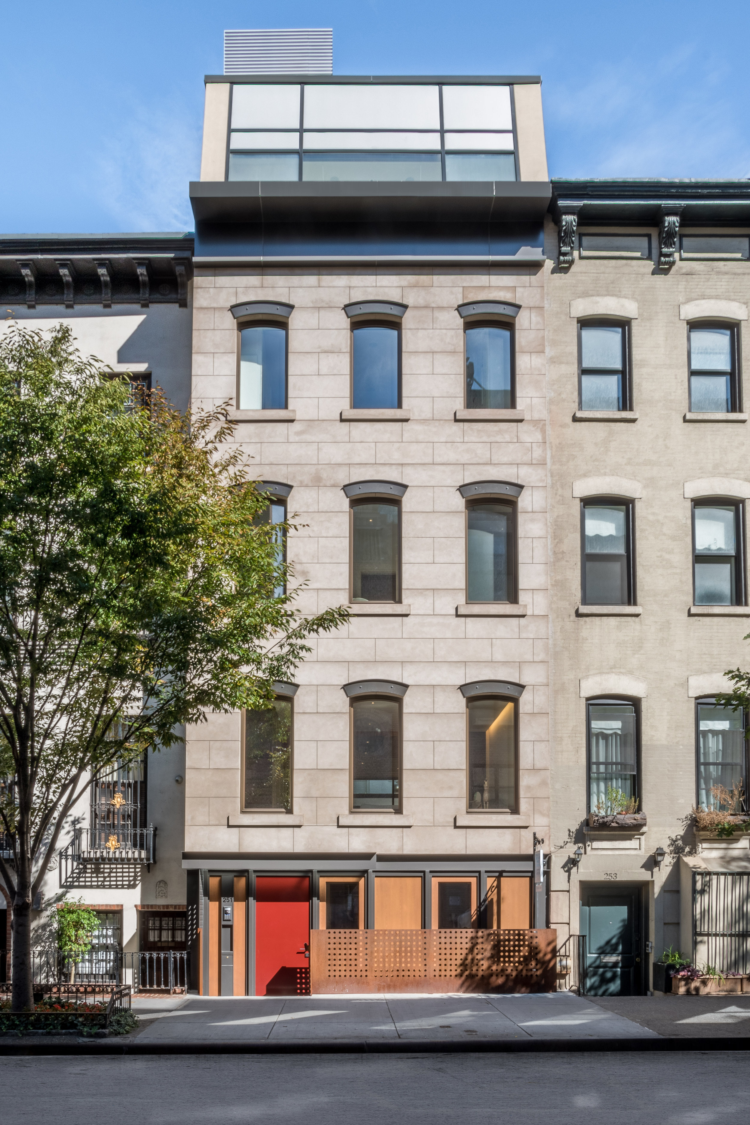 251 East 61st Street, Treadwell District, Upper East Side, NYC