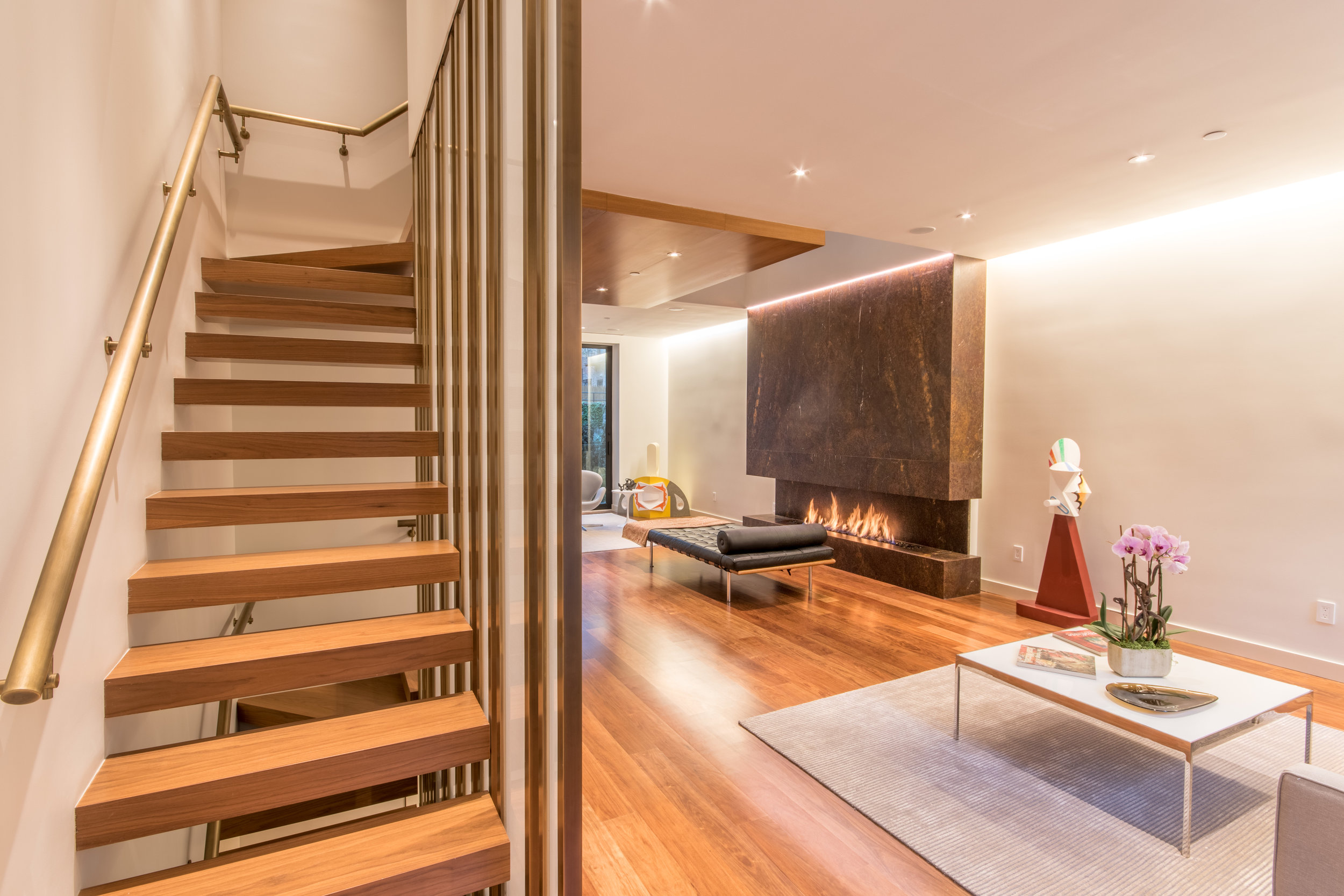 251 East 61st Street - A renovated townhouse completed in 2018
