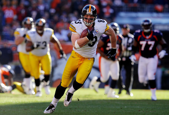 HEath Miller (Pittsburgh Steelers)
