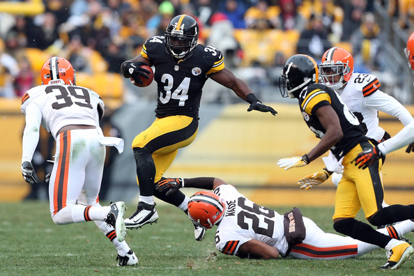 Rashard Mendenhall (PIttsburgh Steelers)