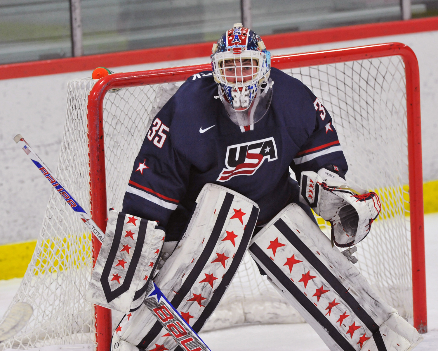 Blake Weyrick (USA Hockey)