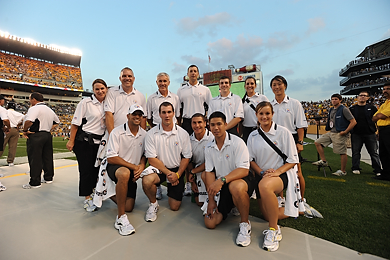 Heinz Field (Pittsburgh Steelers Training Staff)
