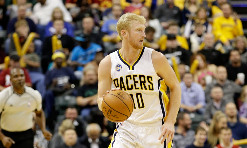 Chase Budinger (Indiana Pacers)