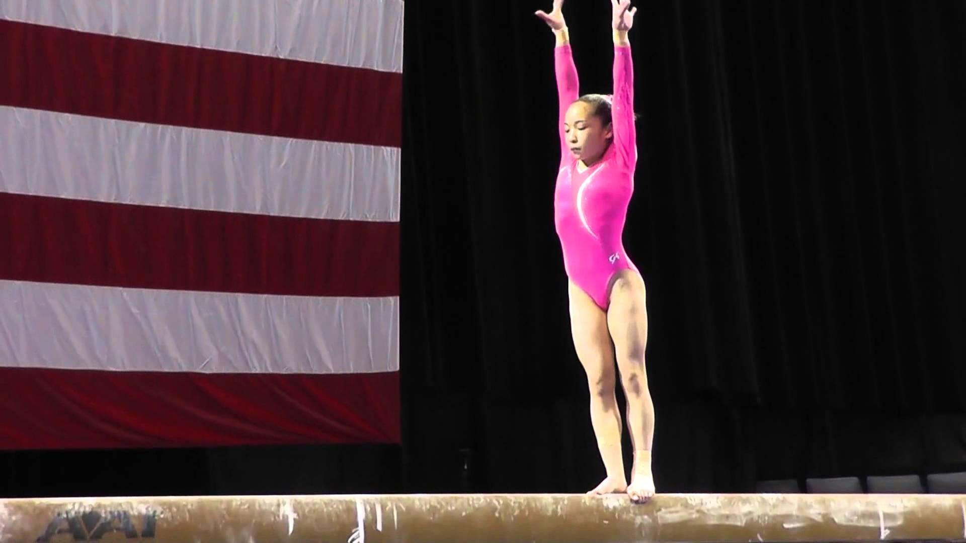 Alexis Vasquez (USA Gymnastics)