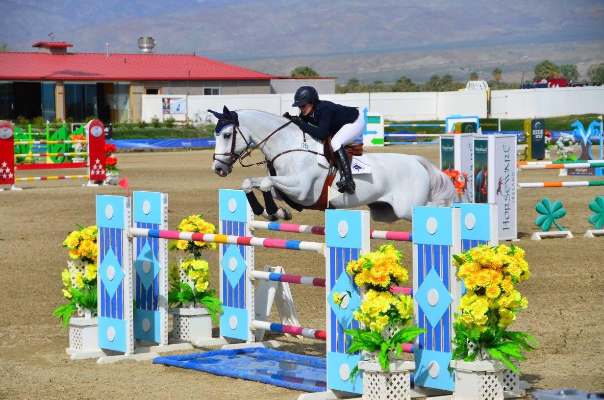 Amy Bissell Hess (Avanti Equestrian)